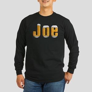 Joe Beer Long Sleeve Dark T-Shirt