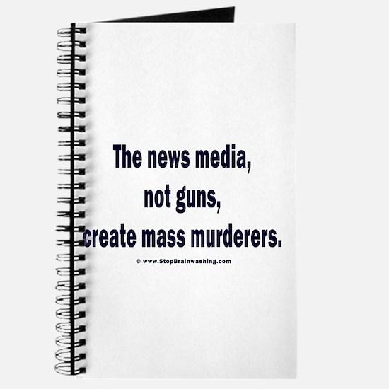 News Media Murderers Journal