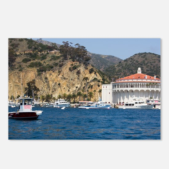 Harbor Patrol Catalina Postcards (Package of 8)