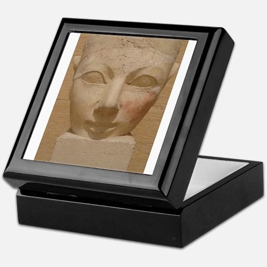Egyptian Queen Keepsake Box