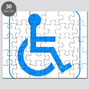 Disabled Puzzle