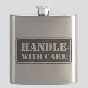Handle With Care Flask