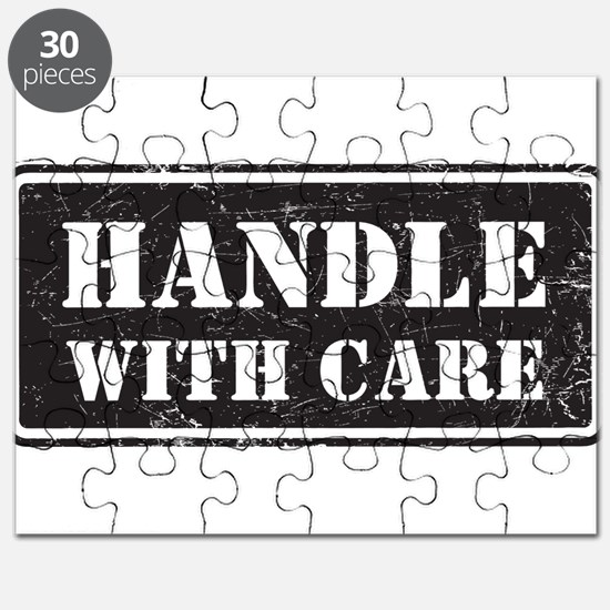 Handle With Care Puzzle