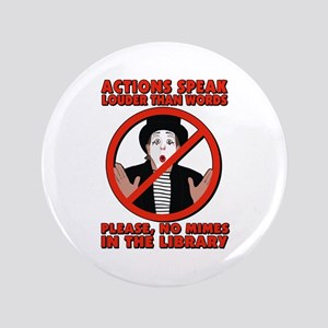 "Mimes 3.5"" Button"