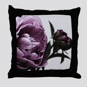 Gorgeous Purple Flower Throw Pillow