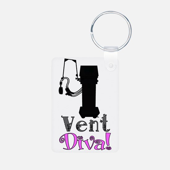 Vent Diva.PNG Keychains