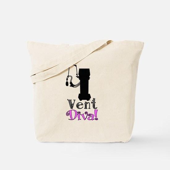 Vent Diva.PNG Tote Bag