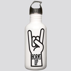 Horns Up Stainless Water Bottle 1.0L