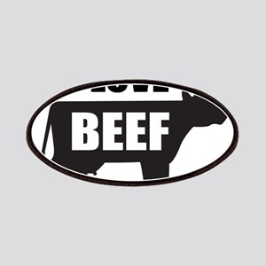 I Love Beef Patches