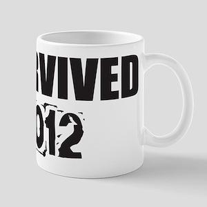 I Survived 2012 Mug