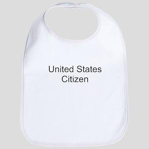 United States Citizen Bib