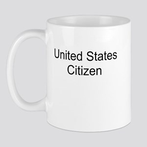 United States Citizen Mug
