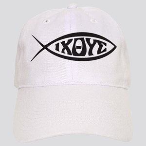Jesus Fish IXOYE Cap