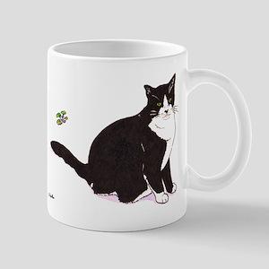 Tux Cat Mug