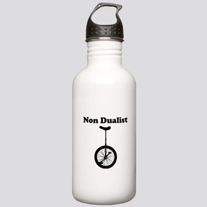 Non Dualist Unicyclist Stainless Water Bottle 1.0L