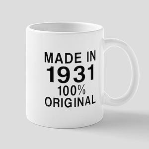 Made In 1931 Mug