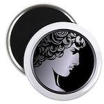 Antinous Medallion Magnet