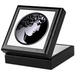 Antinous Medallion Keepsake Box