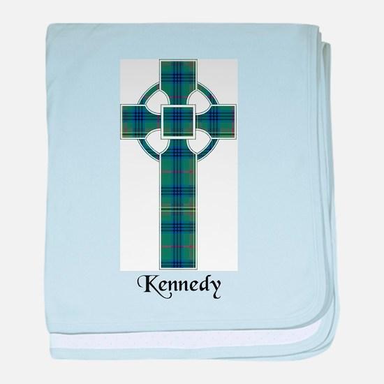 Cross - Kennedy baby blanket