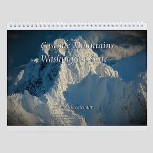 Cascade Mountains - Washington State