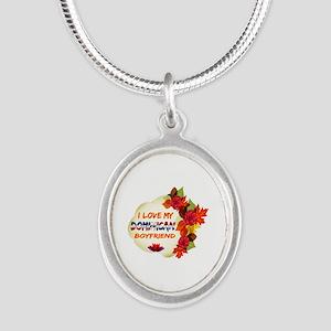 Dominican Republic Boyfriend designs Silver Oval N
