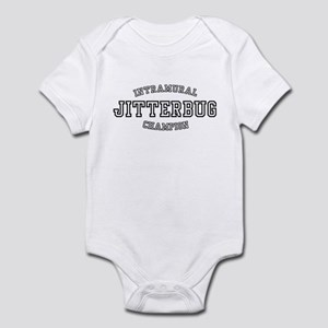 INTRAMURAL JITTERBUG CHAMPION Infant Bodysuit