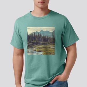 Mountain Meadow Mens Comfort Colors Shirt