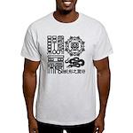 Snake spiritual Light T-Shirt