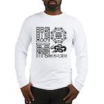 Snake spiritual Long Sleeve T-Shirt