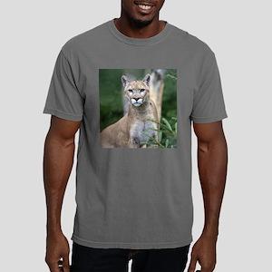 Mountain Lion Mens Comfort Colors Shirt