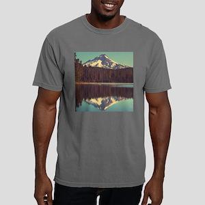 Mount Hood Mens Comfort Colors Shirt