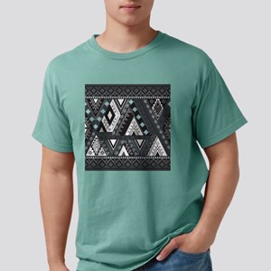 Native Pattern Mens Comfort Colors Shirt