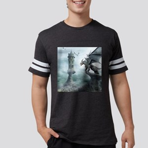 Tower Dragons Mens Football Shirt
