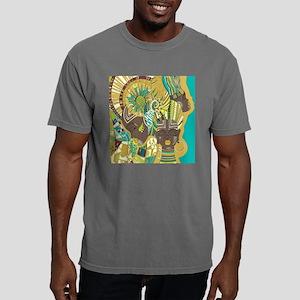 African Woman Mens Comfort Colors Shirt