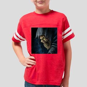 Grim Reaper Youth Football Shirt