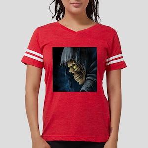 Grim Reaper Womens Football Shirt