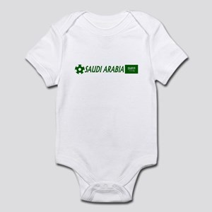 Saudi Arabia Products Infant Bodysuit