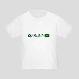 Saudi Arabia Products Toddler T-Shirt