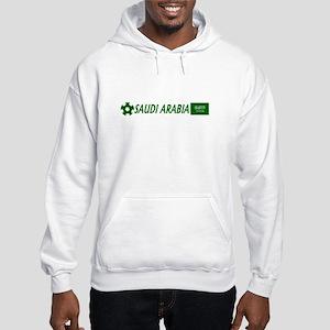 Saudi Arabia Products Hooded Sweatshirt