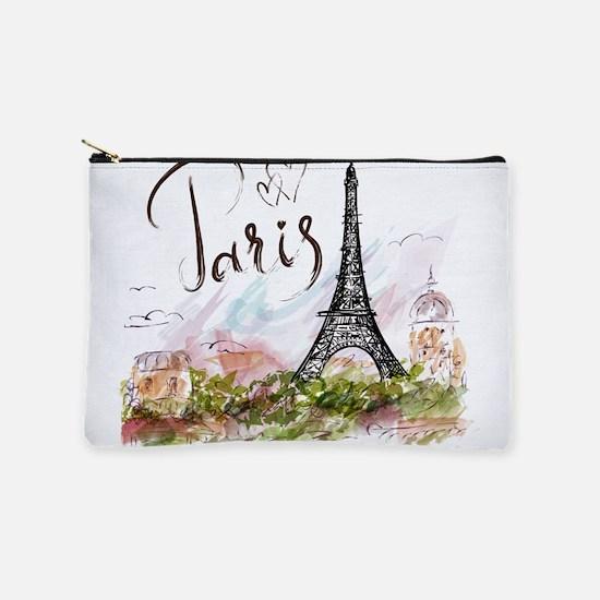 Paris Makeup Pouch