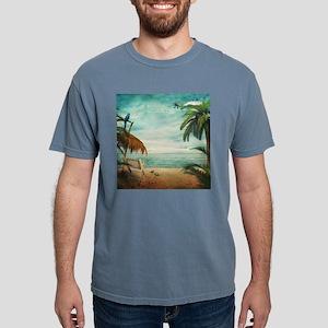 Vintage Beach Mens Comfort Colors Shirt