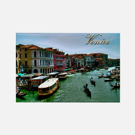 Canal Grande | Venice Rectangle Magnet (10 pack)