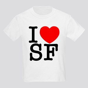 San Francisco Kids Light T-Shirt