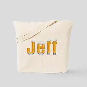 Jeff Beer Tote Bag