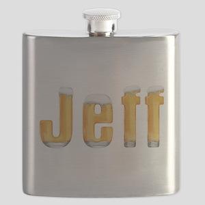 Jeff Beer Flask