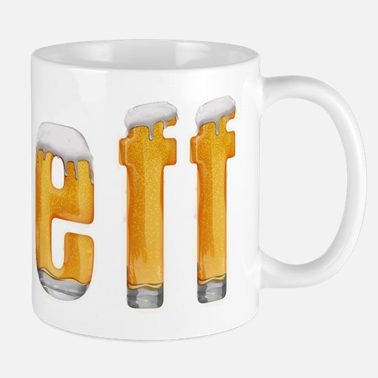 Jeff Beer Mug
