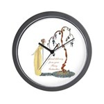 From Your Fairy Godmother Wall Clock