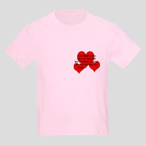 TWILOGY Poem Kids Light T-Shirt