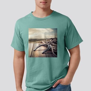 Western Horseshoe Mens Comfort Colors Shirt