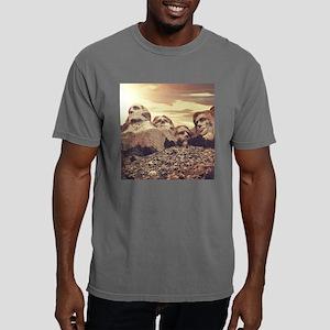 Mount Rushmore Mens Comfort Colors Shirt